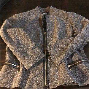 Sag Harbor Women's Blazer Size 12 Good Condition